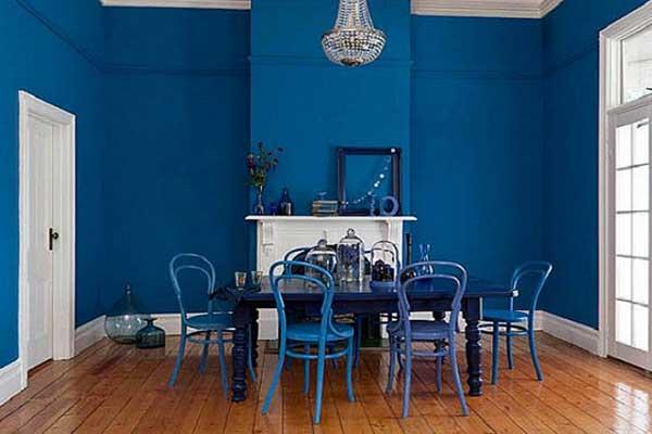 Blue Paint Color Ideas