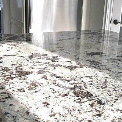 Granite Types of Kitchen Countertops