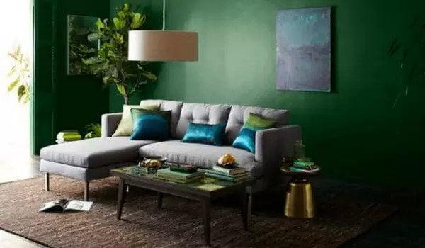 Green Paint Color Ideas