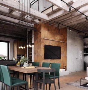 Industirial Interior Design Ideas (13)