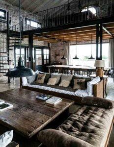 Industirial Interior Design Ideas (2)